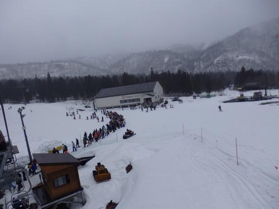 アイスバーン|かぐらスキー場のクチコミ画像