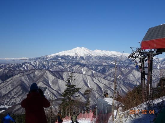 上部ゲレンデから見える景色が素晴らしい!|信州松本 野麦峠スキー場のクチコミ画像