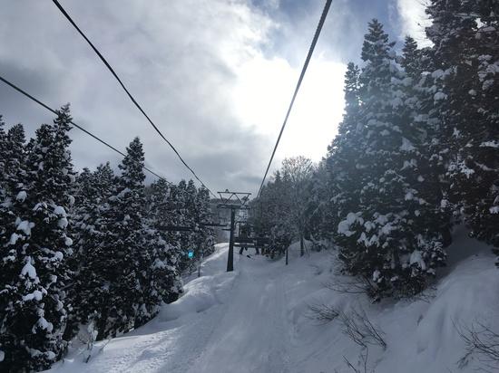 リフト一本で色々なコースを楽しめます。|神立スノーリゾート(旧 神立高原スキー場)のクチコミ画像