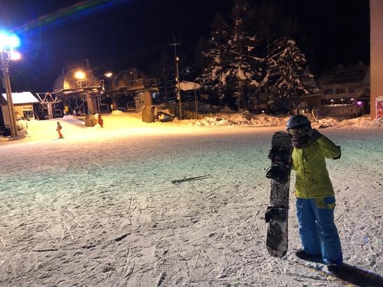 娘の近くストック|斑尾高原スキー場のクチコミ画像