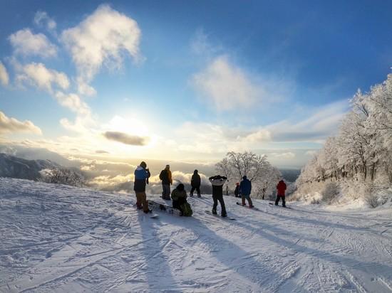 やっとハイシーズンがやっときた!|六日町八海山スキー場のクチコミ画像1