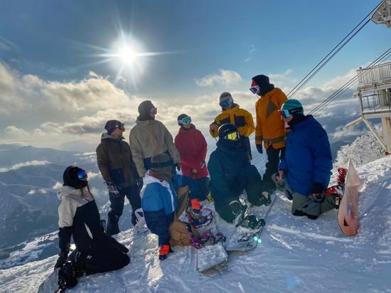 やっとハイシーズンがやっときた!|六日町八海山スキー場のクチコミ画像2