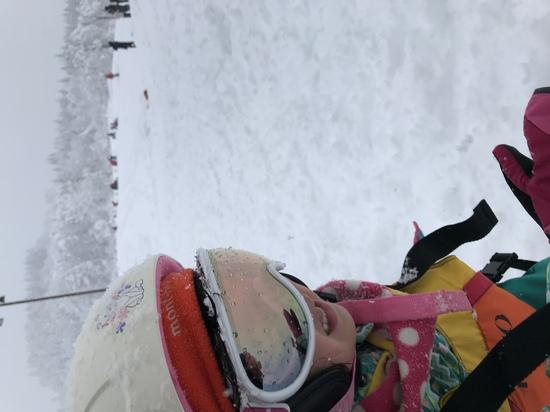 津南は雪がたくさんでした!!|ニュー・グリーンピア津南スキー場のクチコミ画像