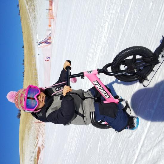 雪の公園また行きたいな|車山高原SKYPARKスキー場のクチコミ画像
