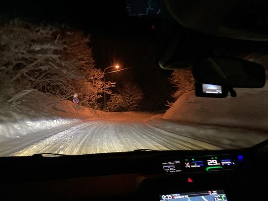 急遽行った奥美濃TAKASU|高鷲スノーパークのクチコミ画像2