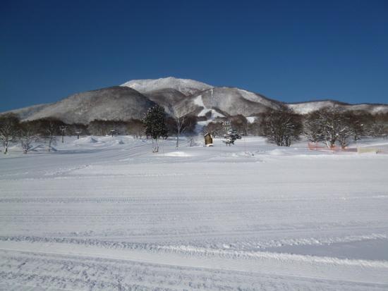 雪質最高|黒姫高原スノーパークのクチコミ画像1