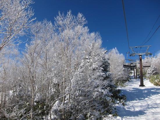 おんたけ2240 2012/12/20(火) スキー場の状況|Ontake2240のクチコミ画像