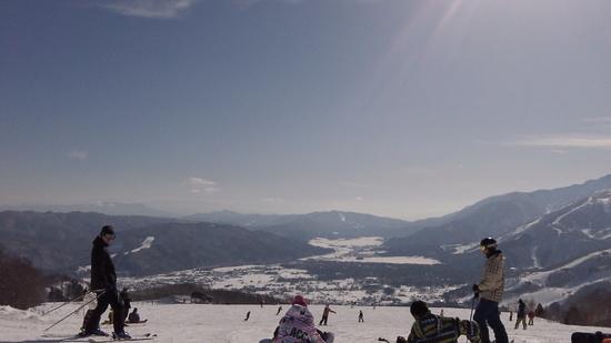 いー天気|白馬岩岳スノーフィールドのクチコミ画像