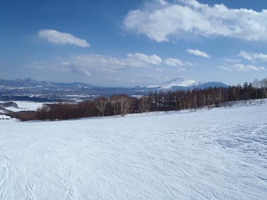 浅間山を|パルコールつま恋スキーリゾートのクチコミ画像