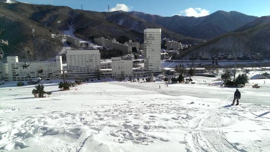 パウダースノー|苗場スキー場のクチコミ画像