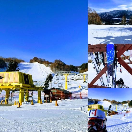 楽しく滑れました!|かたしな高原スキー場のクチコミ画像