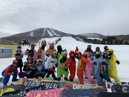 esスノーボード冬合宿 安比高原スキー場のクチコミ画像