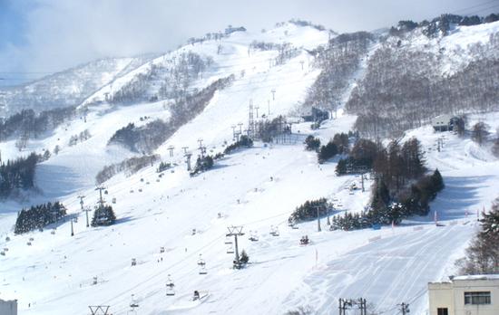 やっぱり苗場ですね。|苗場スキー場のクチコミ画像
