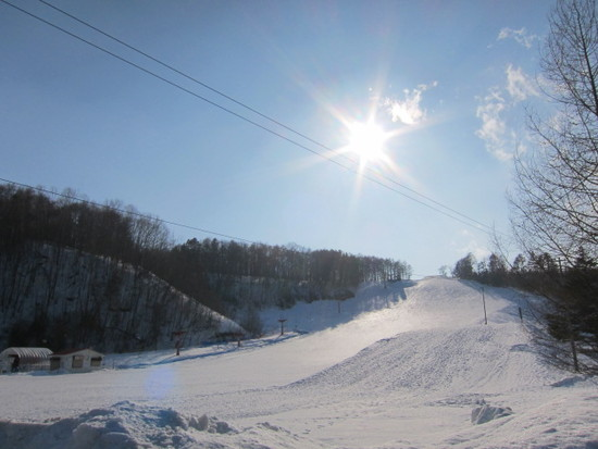 スキーリレー4箇所目|恵庭市民スキー場のクチコミ画像