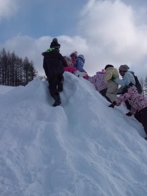 てっぺん|しらかば2in1スキー場のクチコミ画像