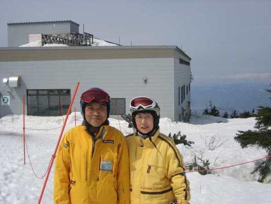 最初スキー|蔵王温泉スキー場のクチコミ画像