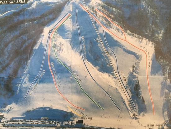 斜面も|美唄国設スキー場のクチコミ画像1