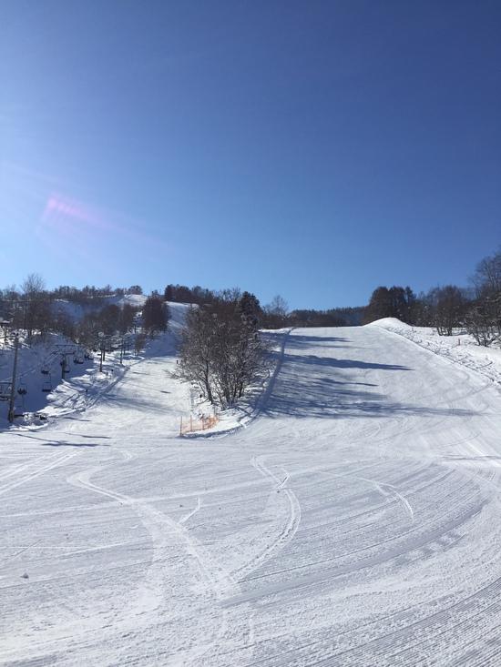 斜面も|美唄国設スキー場のクチコミ画像2