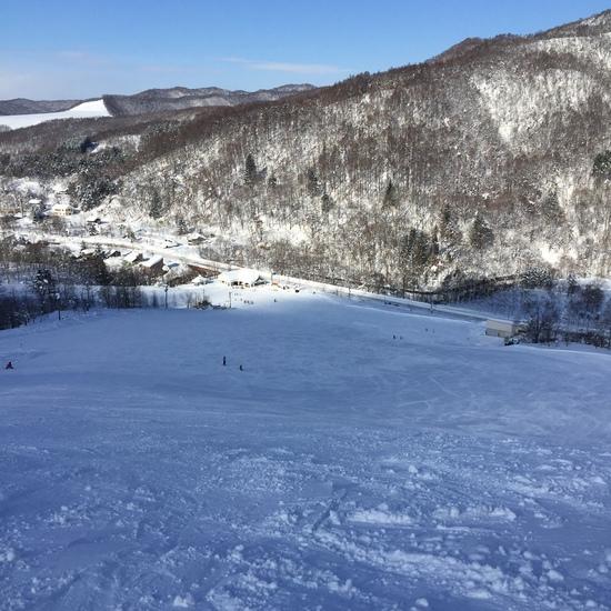 斜面も|美唄国設スキー場のクチコミ画像3
