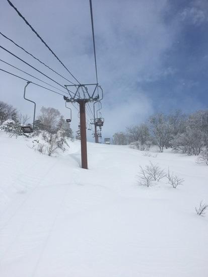 寒波に感謝|会津高原たかつえスキー場のクチコミ画像