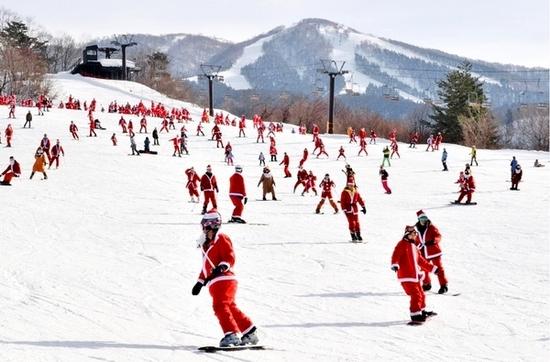 メリークリスマス♪|スキージャム勝山のクチコミ画像