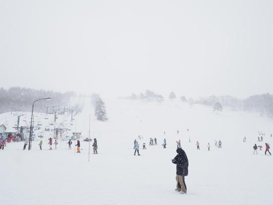 ほどほど広大なゲレンデであきることなく滑れる|斑尾高原スキー場のクチコミ画像1