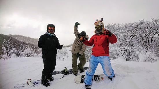 初めての奥伊吹 グランスノー奥伊吹(旧名称 奥伊吹スキー場)のクチコミ画像2