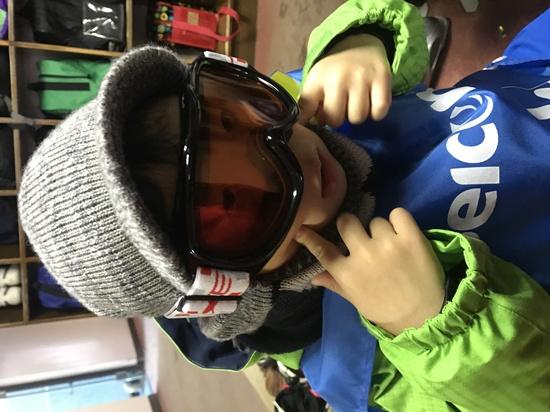 スキーデビュー|札幌藻岩山スキー場のクチコミ画像