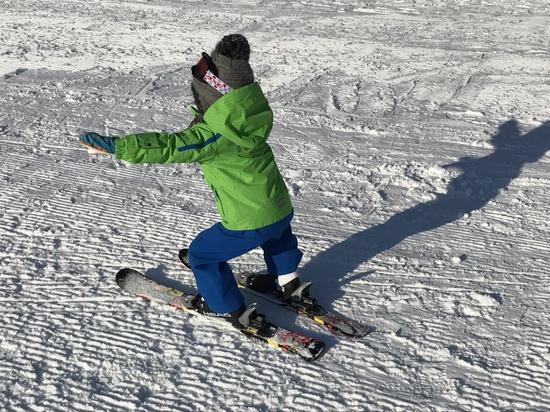 スキーデビュー|札幌藻岩山スキー場のクチコミ画像2