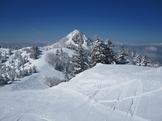 晴天|志賀高原 熊の湯スキー場のクチコミ画像3