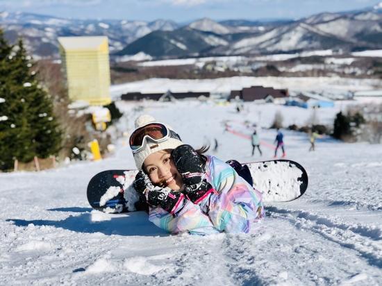 雪質最高! 安比高原スキー場のクチコミ画像