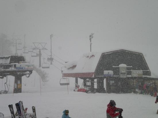 初滑りは、コルチナで|白馬コルチナスキー場のクチコミ画像