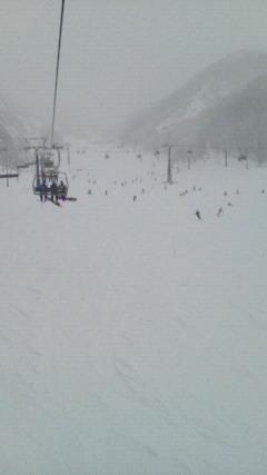 雪質最高、子供のスキー学習の下見完了|エイブル白馬五竜のクチコミ画像