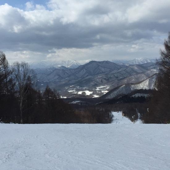 雪不足だけど…|会津高原たかつえスキー場のクチコミ画像