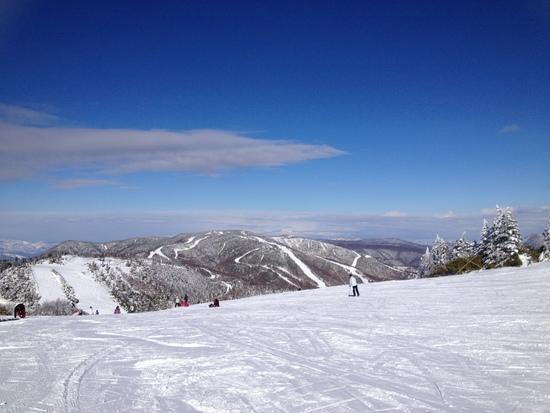 ゲレンデ雪質よし|奥志賀高原スキー場のクチコミ画像