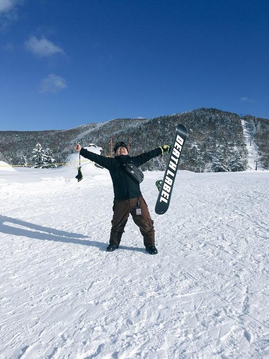 景色最高!|竜王スキーパークのクチコミ画像