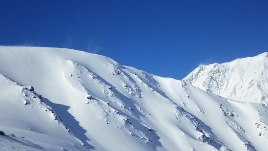 最高のパフォーマンス|白馬八方尾根スキー場のクチコミ画像