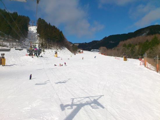 山頂から山麓まで5000メートル滑走可能!|めいほうスキー場のクチコミ画像