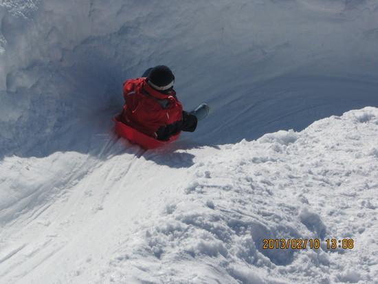 家族で行ってきました|鷲ヶ岳スキー場のクチコミ画像