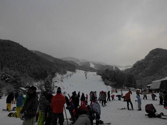 久しぶりのめいほうスキー場|めいほうスキー場のクチコミ画像