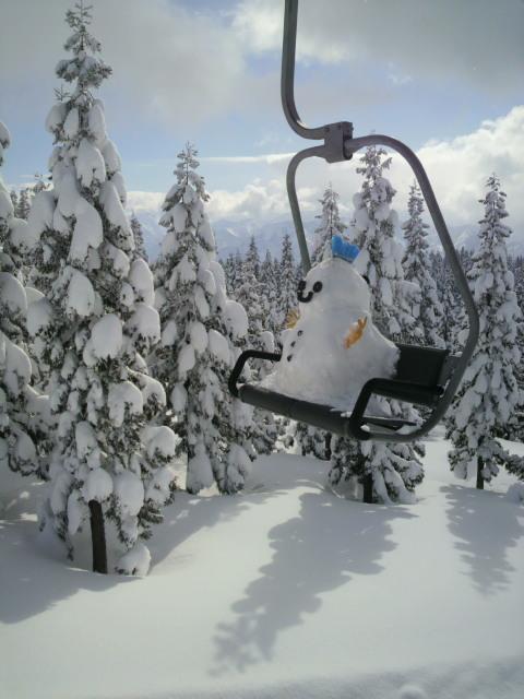 ゆきだるま|上越国際スキー場のクチコミ画像