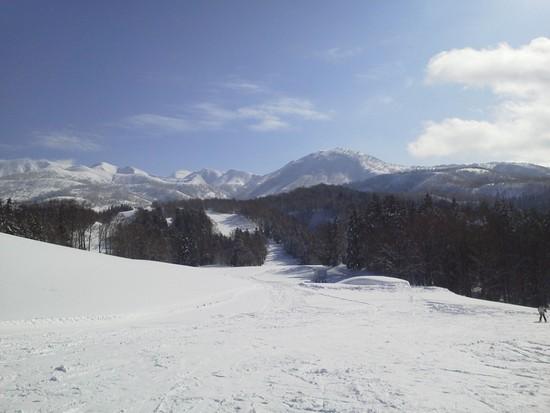 湯殿山スキー場のフォトギャラリー3