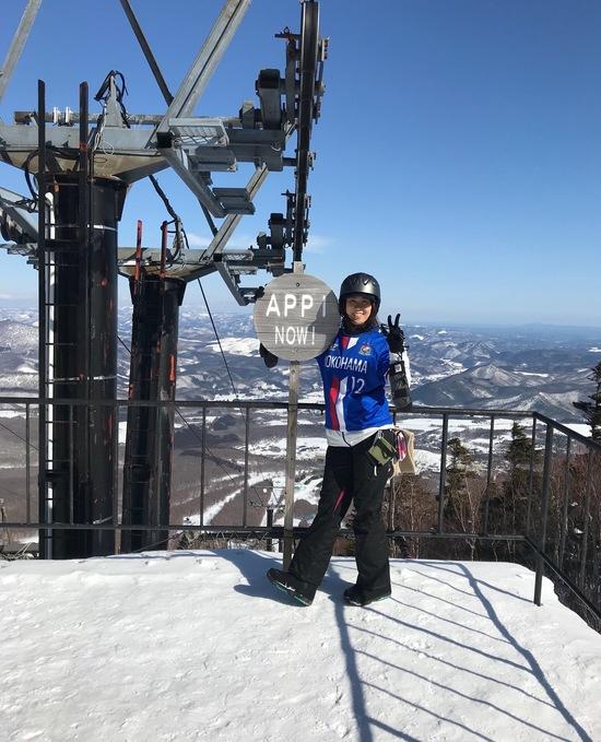 APPl  NOW!! 安比高原スキー場のクチコミ画像