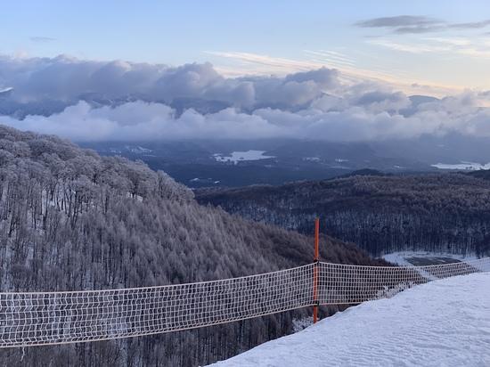 早朝スキー|星野リゾート 猫魔スキー場のクチコミ画像2