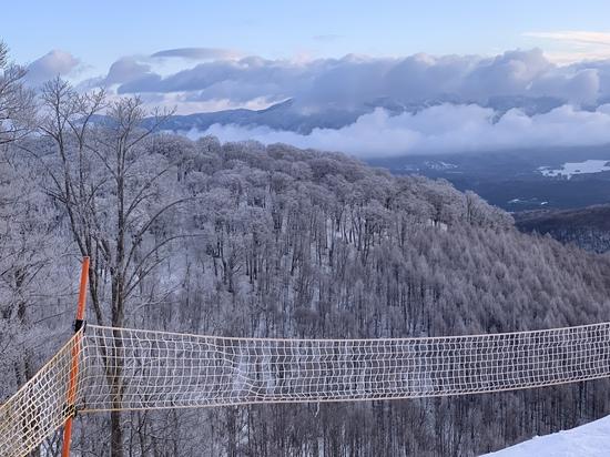 早朝スキー|星野リゾート 猫魔スキー場のクチコミ画像3