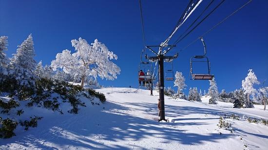 晴れのち晴れ|志賀高原 熊の湯スキー場のクチコミ画像