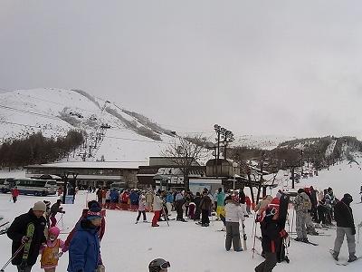 やっぱり大人気の車山|車山高原SKYPARKスキー場のクチコミ画像1