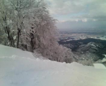 胎内スキー場のフォトギャラリー4