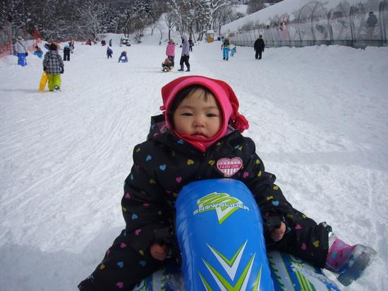 初雪そり 奥伊吹スキー場のクチコミ画像3