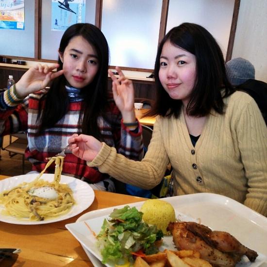 ボリュームありすぎ|野沢温泉スキー場のクチコミ画像